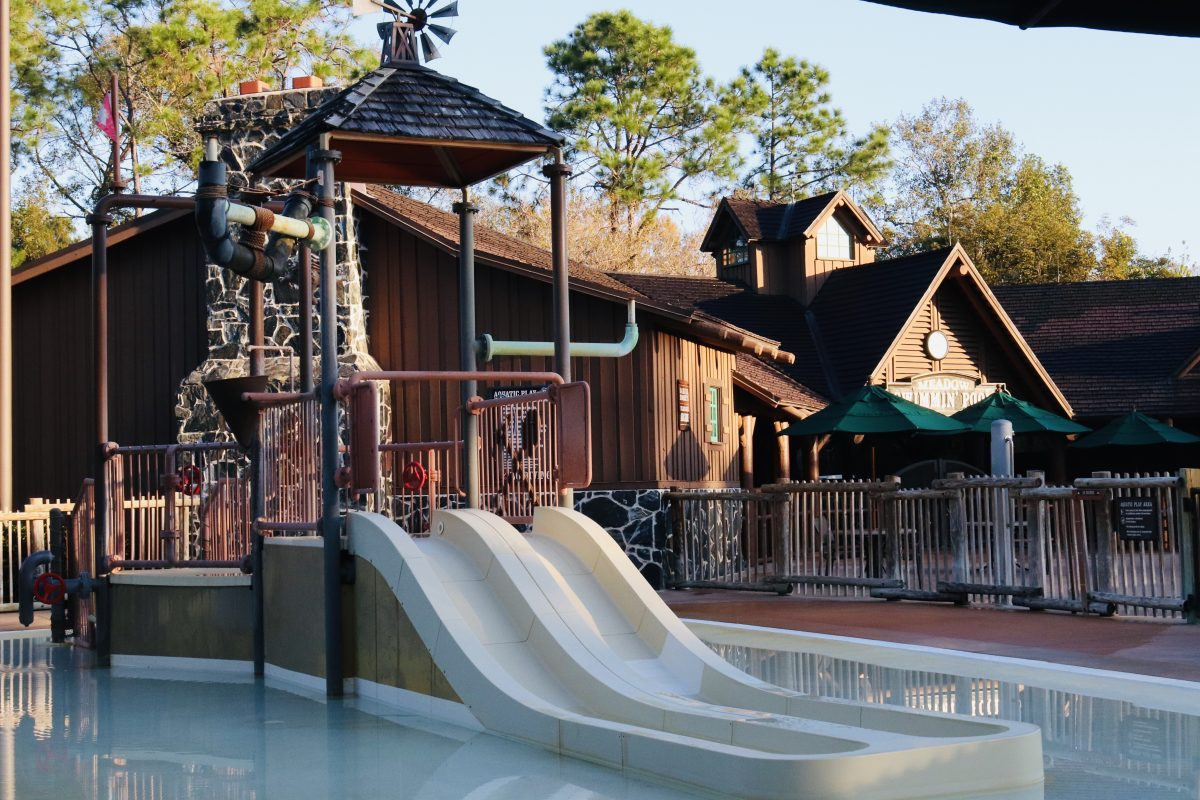 Fort Wilderness Resort and Campground