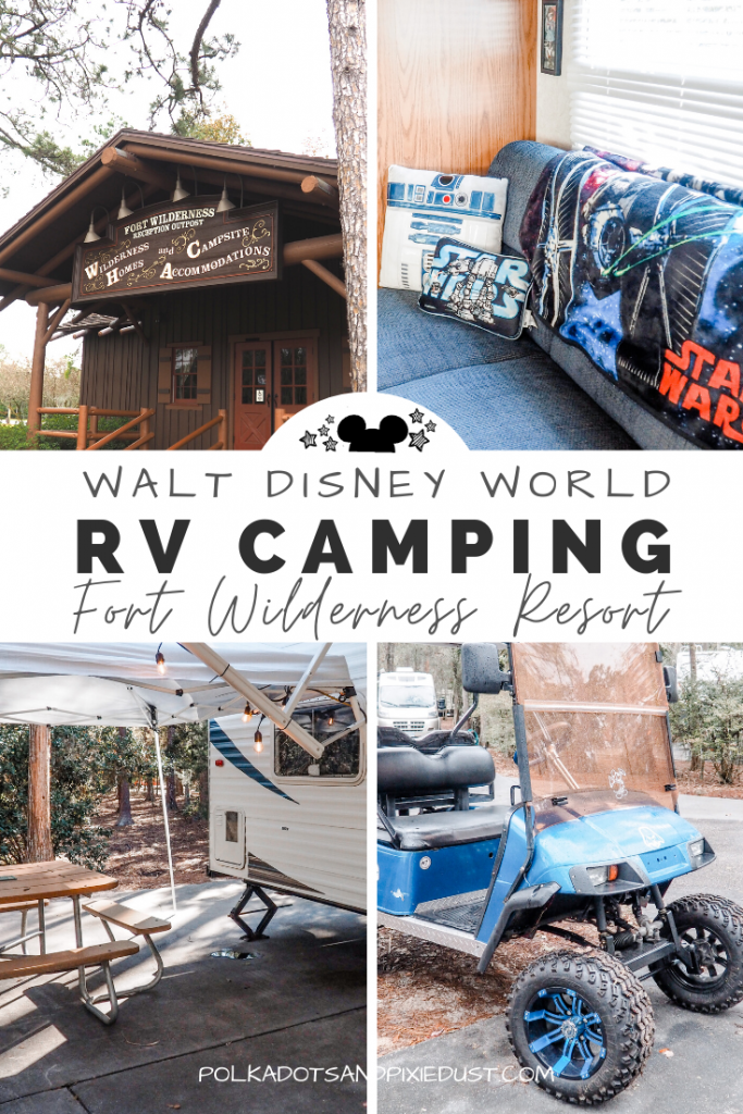 RV Camping at Disney's Fort Wilderness Resort. Check out how we rented an RV for a budget friendly Disney Vacation at Fort Wilderness. @rvshare #hosted #waltdisneyworld #rvcamping #fortwilderness
