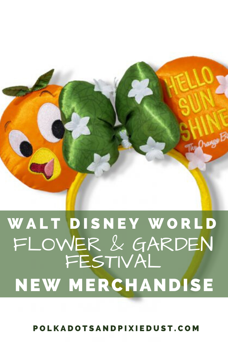 Flower and Garden Festival Merchandise New at Walt Disney World for 2020! Here are 10 favorites! #disneyshopping #freshepcot #disney2020