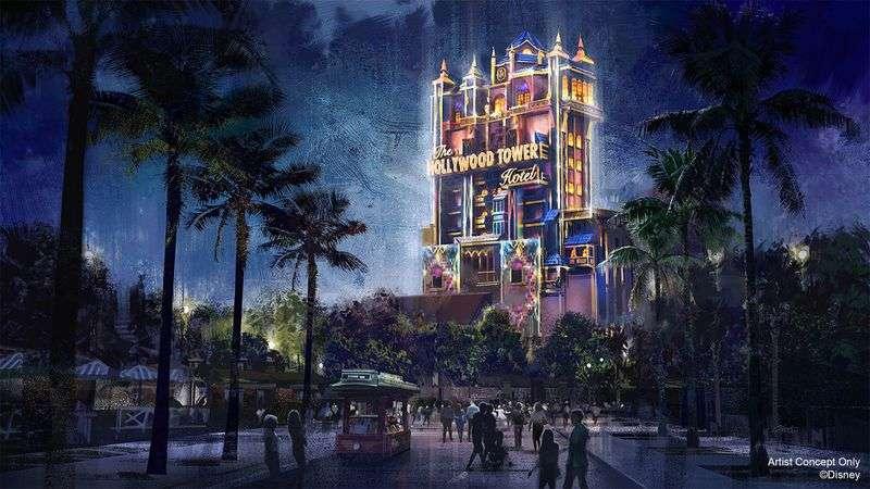 Walt Disney World's 50th Anniversary at Hollywood Studios