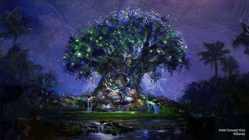 Walt Disney World's 50th Anniversary at Animal Kingdom