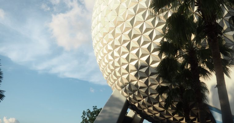 Spaceship Earth Closing and Plans for 2022