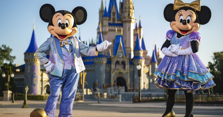 Walt Disney World 50th Anniversary Changes