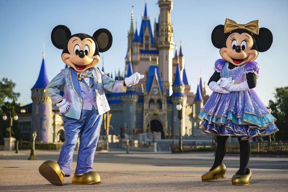 Walt Disney World's 50th Anniversary Plans 2021 2022 2023