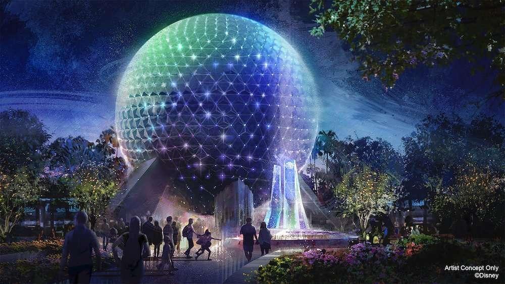 Walt Disney World's 50th Anniversary at EPCOT