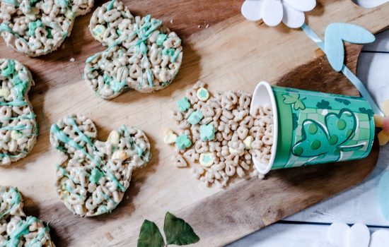 Disney Snacks and Movies for St.Patrick's Day