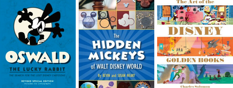 disney books for adults