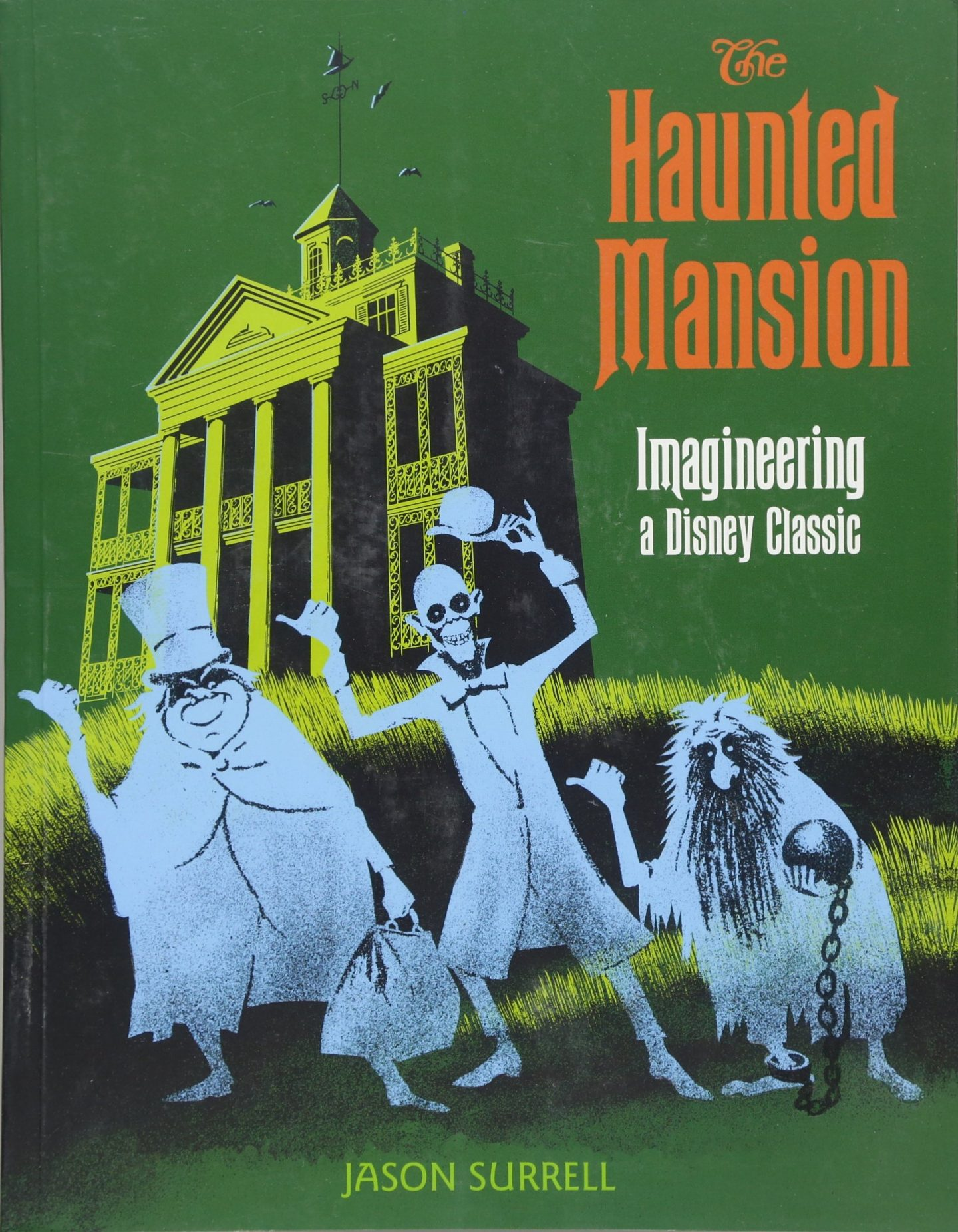 haunted mansion disney imagineers