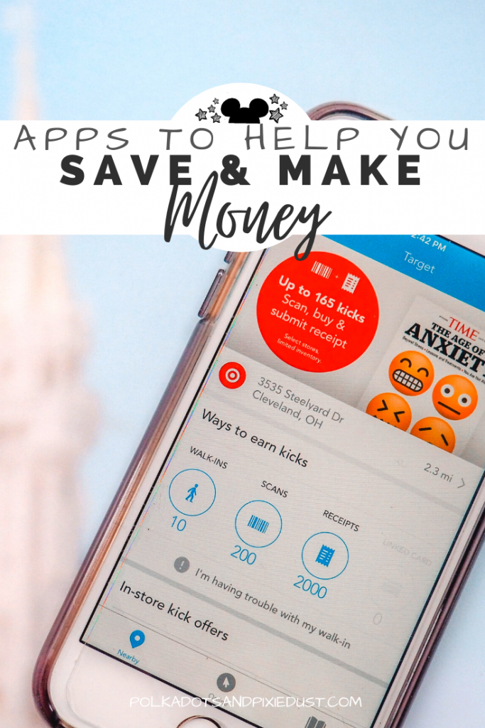 Need some extra money? Make every time on your phone or shopping trip in store and Online count! You can earn money from scans, surveys, store visits and more. And get a cash back check! #savemoney #onabudget #moneysavingtips #budgetplanning