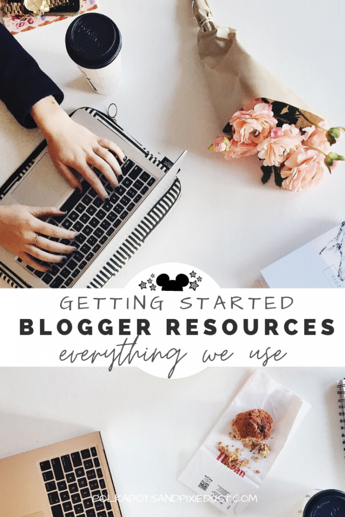How to Build a Blog or Start a Shop. Here are all the tools we use from WordPress, to Google Analytics, from SEMrush tools to Email lists. Check out this massive Blogger resource list for our favorite services, tools, teachers and more. Everything you need to get you started