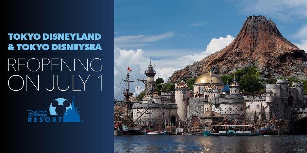 Disneyland Tokyo Sea