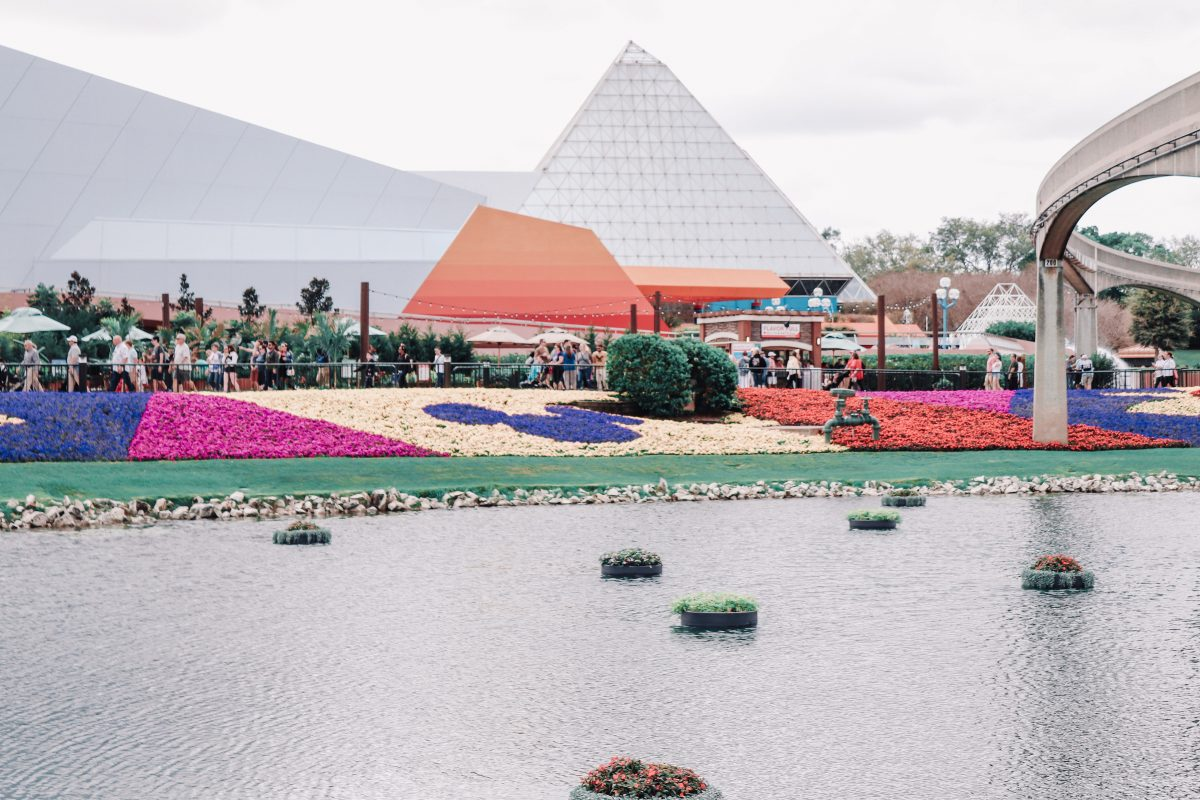 Flower and Garden Festival Epcot