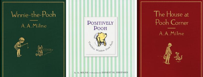 disney books winnie the pooh