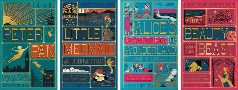 disney illustrated gift books