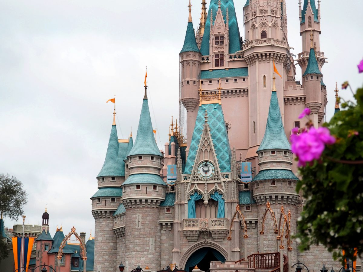 Cinderella's 70th Anniversary at Walt Disney World