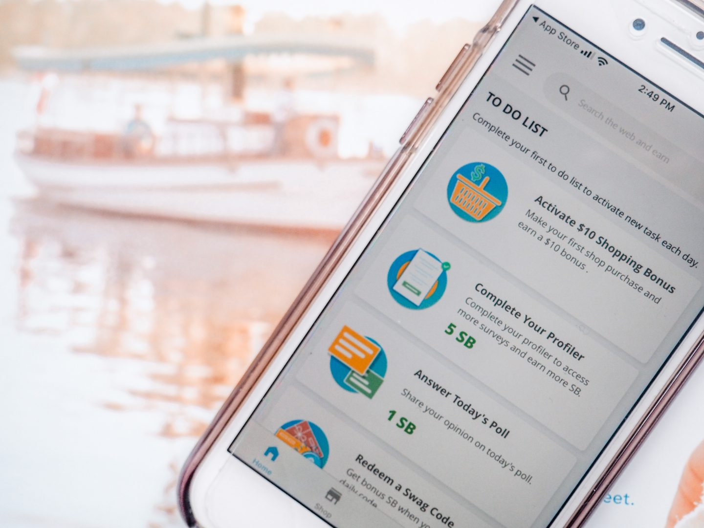 save money and make money with apps