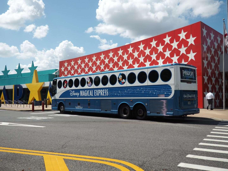 Disney's Magical Express is Retiring 2021