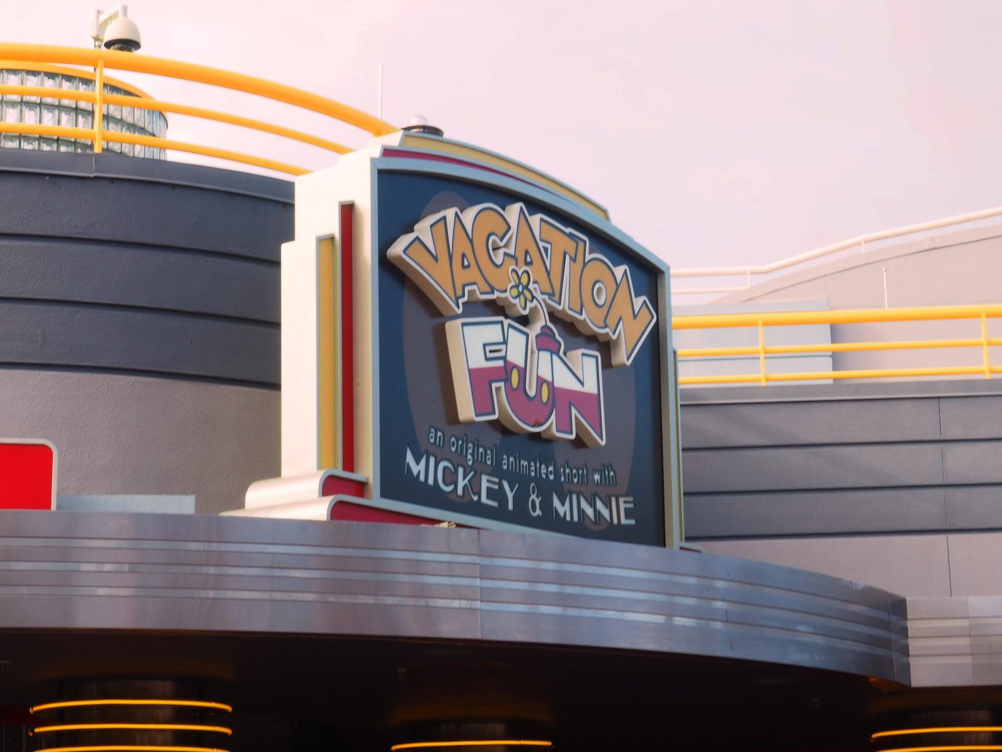 Mickey Shorts Theater at Hollywood Studios