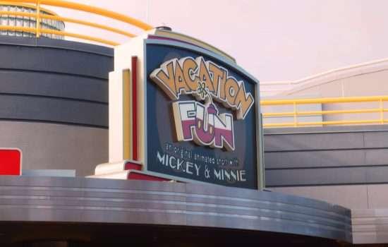 Mickey Shorts Theater at Hollywood Studios