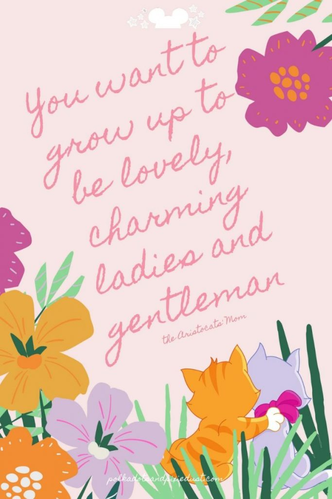 Disney Mom Quotes for Mothers Day. The best disney Quotes for Moms for Mother's Day. Favorite Sentiments from our Favorite Disney Moms #disneymom #disneymothersday #mothersdayquotes #polkadotpixies #disneyquotes