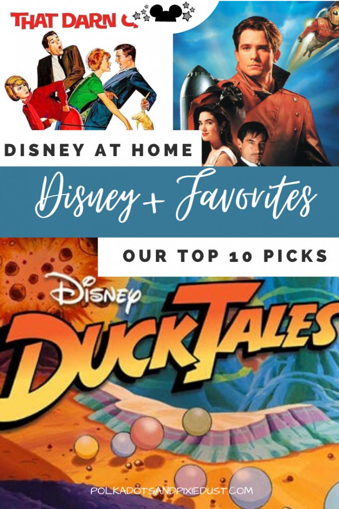 Our favorite Disney+ shows. Here's our Disney+ Top Shows to Watch. Just fun, interesting, happy and adventurous. #disneyplus #disneyathome #disneymovies #disneymovienight