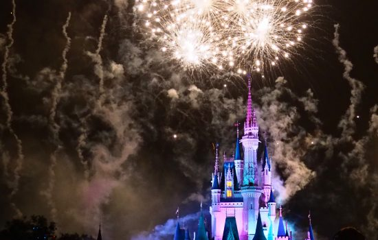 Happily Ever After Fireworks Show and Lyrics