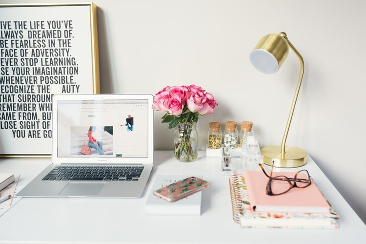 Start a Blog or Shop During Your Stay At Home