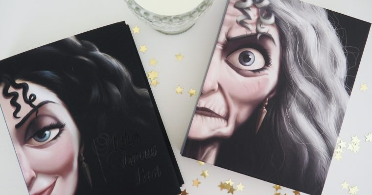 Disney Villains Book Series Review