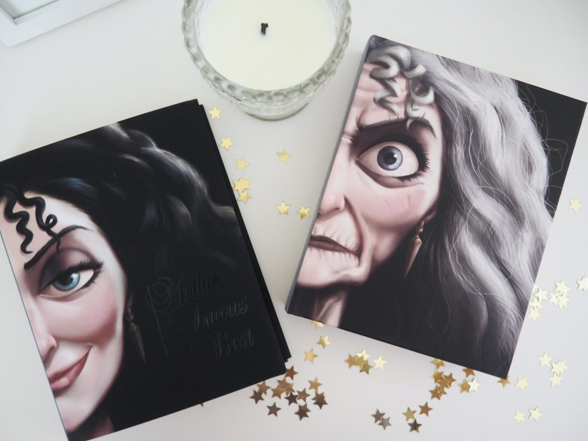 Disney Villains Book Series Review