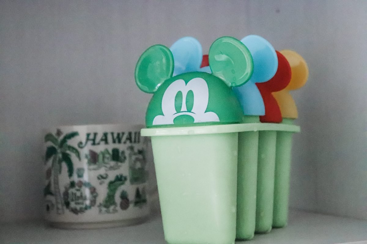 Disney POG popsicles