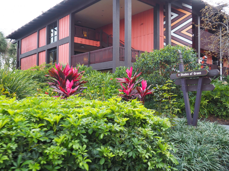 polynesian resort at walt disney world