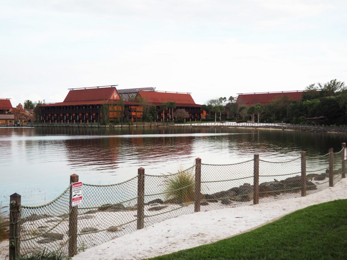 The Polynesian Resort at Walt Disney World: A Free Disney Day