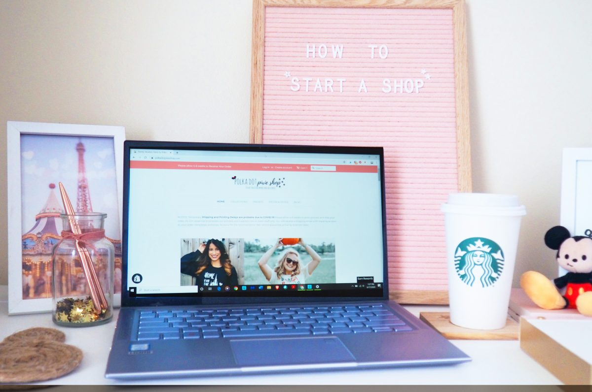 Blogger Resources | How to Start a Shop Resources