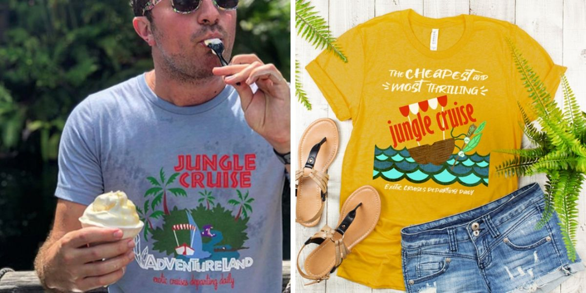 Jungle Cruise shirts for Disney Vacation