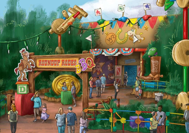 Woody's BBQ Restaurant