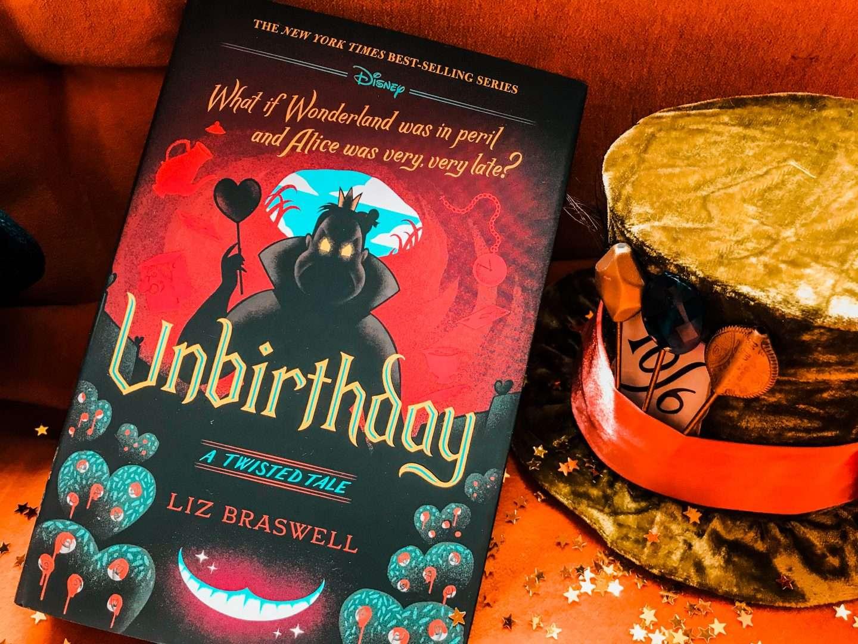Unbirthday Disney Twisted Tale