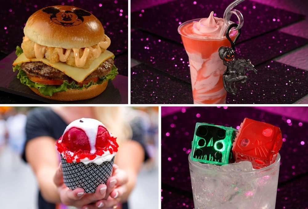 Disney Fall Snacks at Magic Kingdom 2020