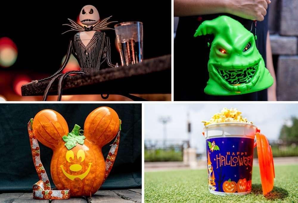 Popcorn Buckets at Walt Disney World for Fall 2020