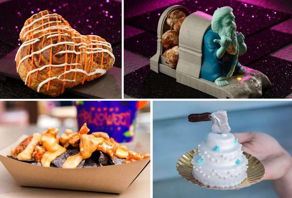 Magic Kingdom snacks for Fall 2020
