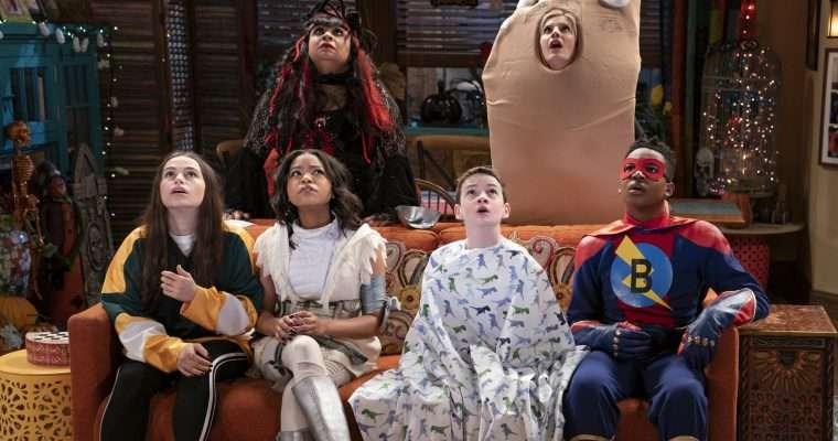 Disney Channel Halloween Episodes