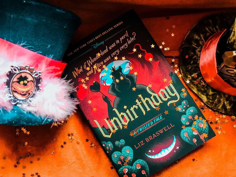 Alice in wonderland Disney Books Unbirthday