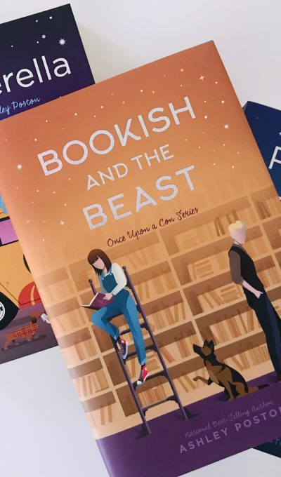 Bookish and the Beast A Once Upon a Con Book Review