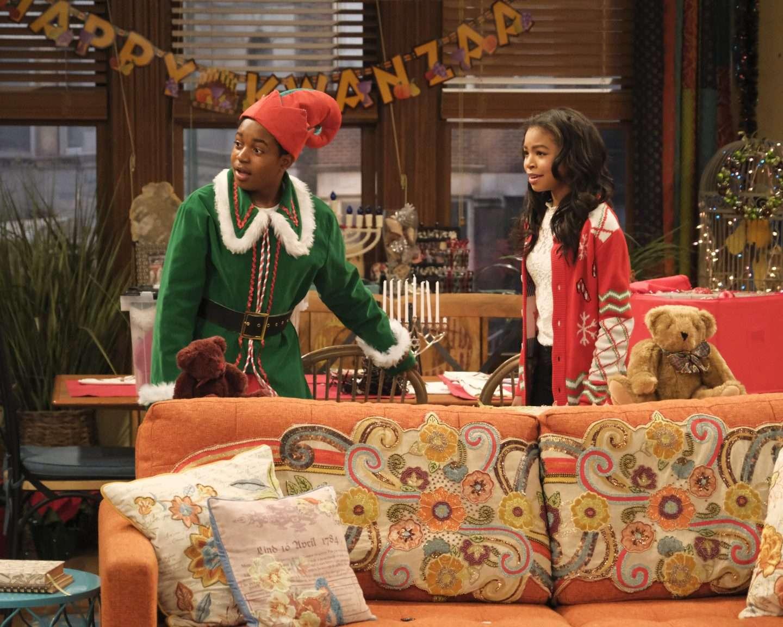 Ravens Home Christmas Episode Disney Plus