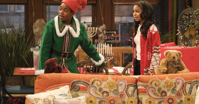 Disney Channel Christmas Episodes on Disney Plus