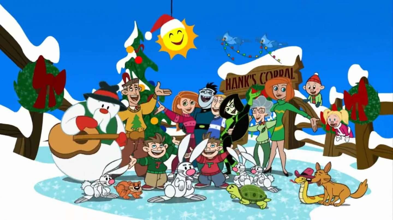 Disney Channel Christmas Episodes on Disney Plus