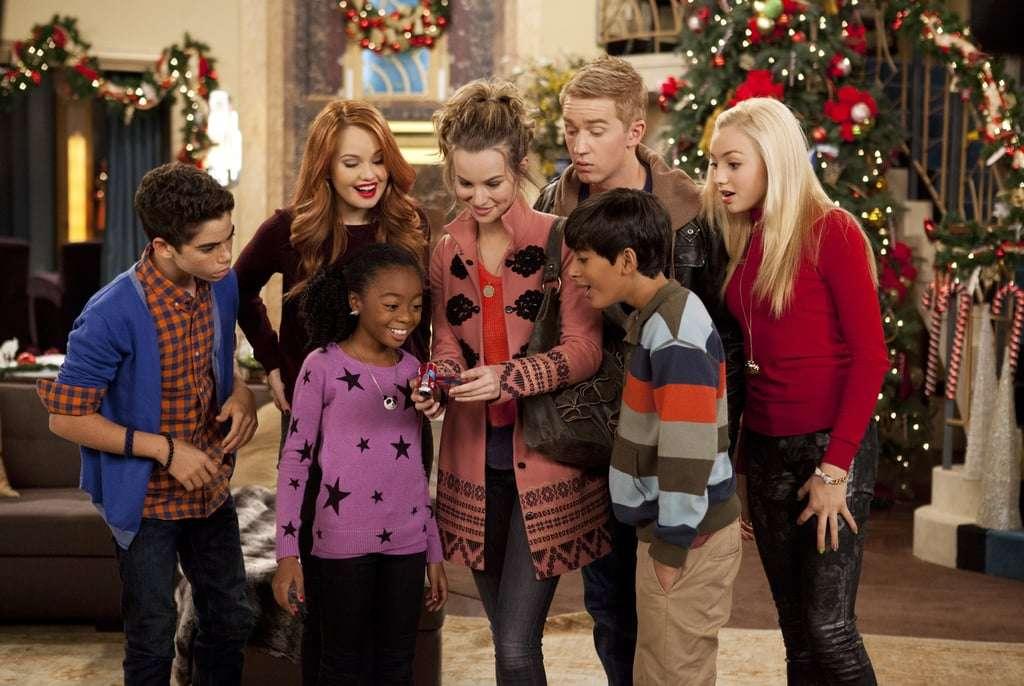 Disney Channel Christmas Jessie Episodes