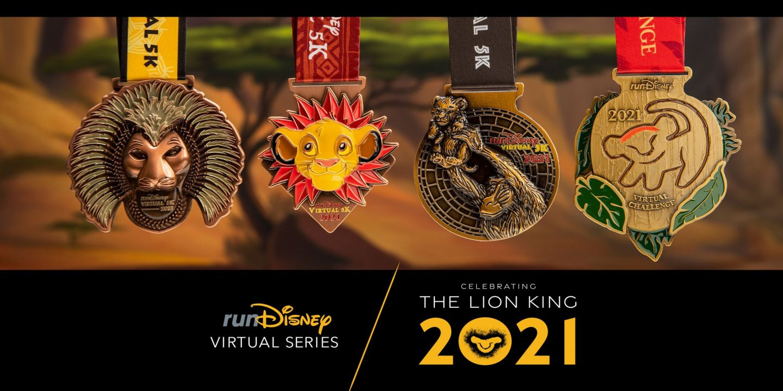 RunDisney Virtual Race 2021