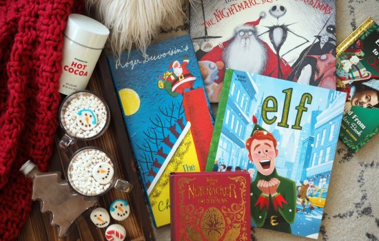 The Best Disney Christmas Books for the Holidays