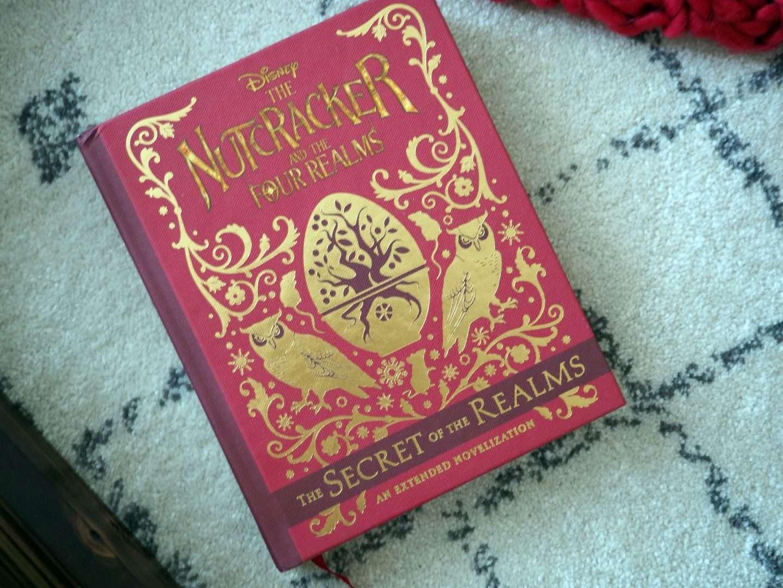 The Nutcracker and the Four Realms Disney Christmas Book