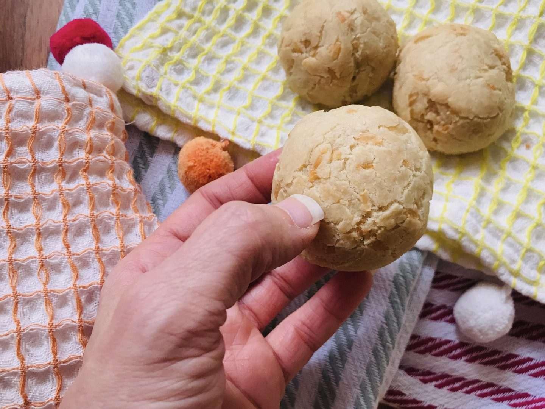 Gluten Free Brazilian Cheesy Bread